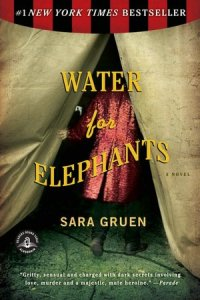Water for Elephants, Sara Gruen, Review, Book, Mookology