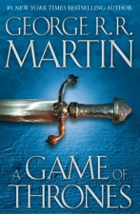 A Game of Thrones, Book Cover, A Song of Ice and Fire Series 1, George R.R. Martin
