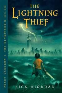 The Lightning Thief, Rick Riordan, Percy Jackson and the Olympians, Series #1, Mookology