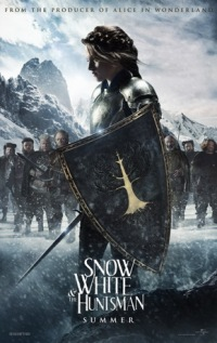 Snow White and the Huntsman, Kristen Stewart, Charlize Theron