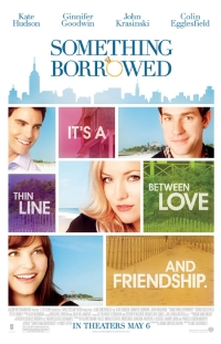 Something Borrowed movie, Ginnifer Goodwin, Kate Hudson