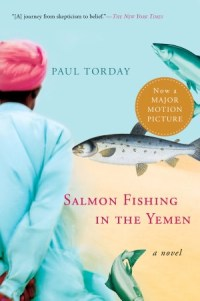 Salmon Fishing in the Yemen Book Cover Paul Torday