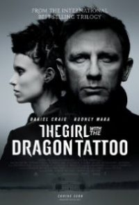 The Girl with the Dragon Tattoo, Movie Poster, David Fincer, Stieg Larsson, Rooney Mara, Lisbeth Salander