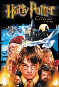 Harry Potter and the Sorcerer's Stone Movie Poster, Books, Chris Columbus, Warner Brothers, JK Rowling
