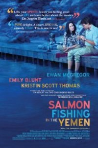 Salmon Fishing in the Yemen Movie Ewan McGregor Emily Blunt