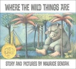 Where the Wild Things Are, Maurice Sendak, Book, Children's novel