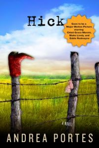 Hick, Andrea Portes, Book Cover, Luli McMullen, Eddie Kreezer, Mookology Review