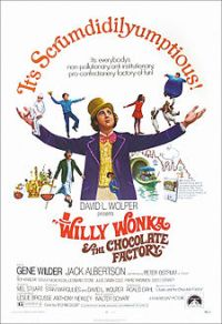 Willy Wonka and the Chocolate Factory Movie, Willy Wonka, Gene Wilder
